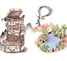 Let's Go Adventuring by LittleCanoe