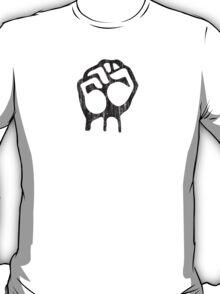 Fist Raised T-Shirt