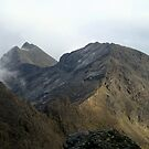 Gars-bheinn From The Head Of The Great Stone Chute by ScotLandscapes