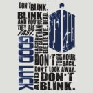 Don&#x27;t Blink by ExcitementGang