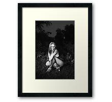 D2 Framed Print