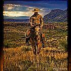 The Texas Ranger by Richard  Gerhard