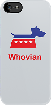Vote Whovian by SevenHundred