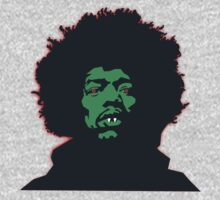 Scary Jimi by Matt Mawson