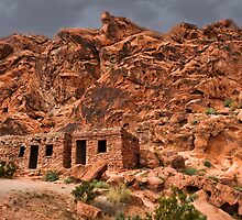 Ƹ̴Ӂ̴Ʒ ROCK CABINS AT VALLEY OF FIRE STATE PARK NEAR LAS VEGAS NEVADA Ƹ̴Ӂ̴Ʒ by ✿✿ Bonita ✿✿ ђєℓℓσ