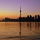 A Night On Lake Ontario by Kyle Evans