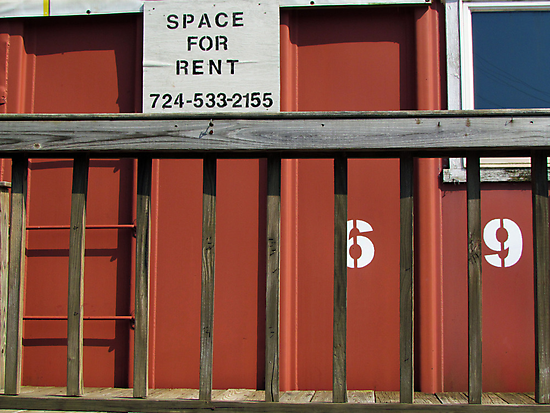 Space For Rent by Nevermind the Camera Photography