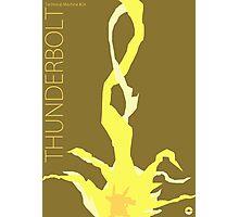 Thunderbolt Photographic Print