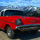 1957 Chevrolet Shorty by TeeMack