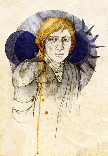 Brienne of Tarth by elia, illustration