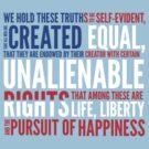 Declaration of Independence by Ashton Bancroft