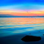 Poole Harbour Smooth Ripples by delros