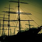 Peking Windjammer by jonlarr31