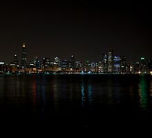 Chicago Skyline by eegibson