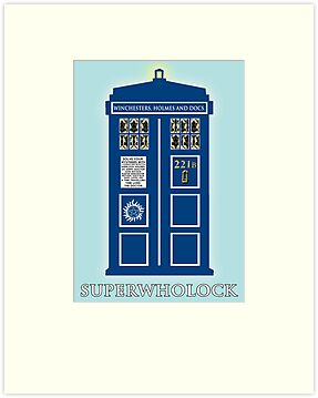 Superwholock by saniday