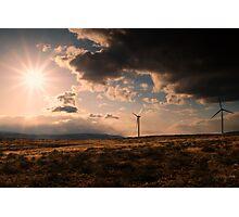 Renewable Energy Photographic Print