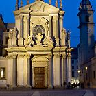 Church of Santa Cristina - Turin, Italy by Mark Van Scyoc