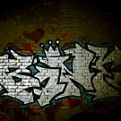 Graffiti .t.w.o. by steffen