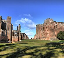 Kenilworth Castle ( 1 ) by Larry Lingard-Davis