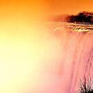 Golden Flow by MEV Photographs