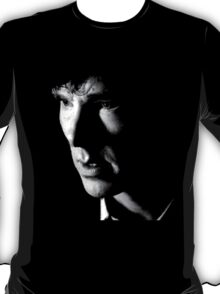 The Detective who Consults T-Shirt