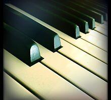 Vintage Keys by Fiona Allan Photography