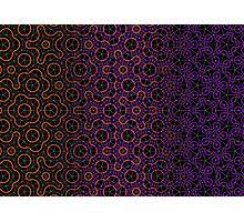 Penrose X-rayed Photographic Print