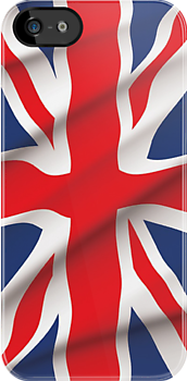 Union Flag Phone Case by Paul-M-W