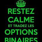 Restez Calme et Tradez les Options Binaires by Binary-Options
