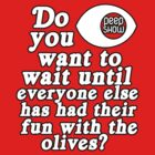 Fun with the olives by nimbusnought