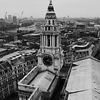 St Paul's Cathedral by Bringyourownsun