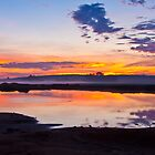 Disturbed reflections by Rudi Venter