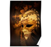 Hiding Behind the Mask Poster
