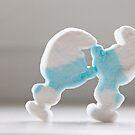 Smurf Kiss by Liis