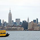 Water Taxi to New York by William  Donnelly