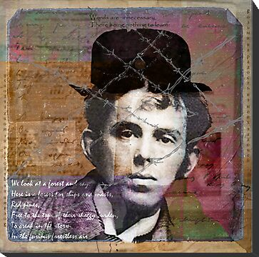 Osip Mandelstam by Mary Ann Reilly