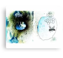 Beekeeper Canvas Print