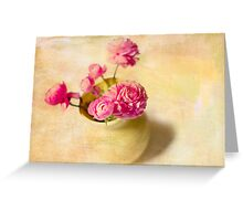 Spring Please Greeting Card