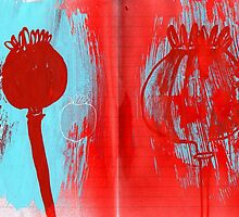 Poppy Seeds by metrostation