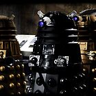 Vintage Dalek by drwhobubble