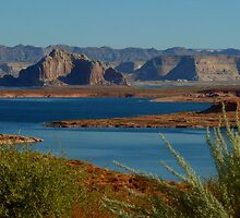 wonderful Lake Powell by supergold
