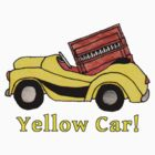 Yellow Car! (with piano bonus) by BiancaIcaras