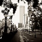 Princes Walk Melbourne, by Andrew Wilson