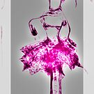 Pink Gamma Ballerina. By Lydeeah.. by Lydeeah112