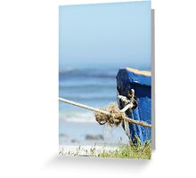 Knots That Bind Greeting Card