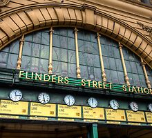 Flinders Cliche by Michael Tingey