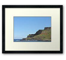 Giants Causeway | Northern Ireland Framed Print