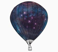 Galaxy Balloon by Alice McRoe