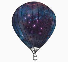 Galaxy Balloon by Alice McRoe