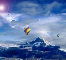 Explore the Magic of Dreams! by Abie Davis